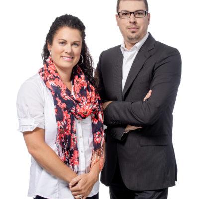 Formateurs: Sophie et Frederic