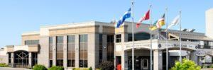 Hotel le Montagnais à Chicoutimi