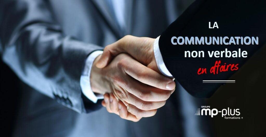 La communication non verbale en affaires