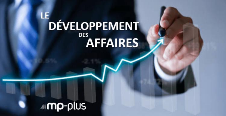 Le développement des affaires